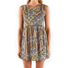 Element Havana Dress - Multi - JD736HAV | Element US