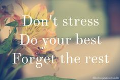 anxiety quotes | quote life edits quotes inspiration Personal flower colorful stress ...