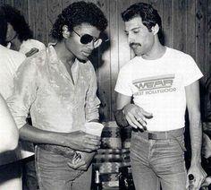 Freddy & Michael