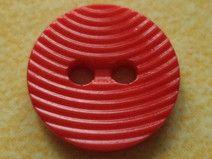 11 kleine KNÖPFE rot 12mm (5346-3) Blusenknöpfe