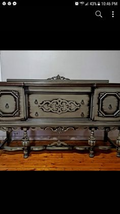 Powder Glaze Painted Furniture Pieces Learn How
