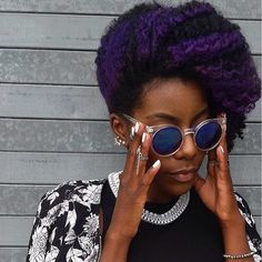 by: @clatodd #Hair2mesmerize #naturalhair #healthyhair #naturalhairstyles #blackhairstyles #transitioning
