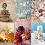 Join the very first magic giveaway for a chance to win one of 10 fairy postcard sets. Illustration Art Drawing, Art Drawings, Cute Love Wallpapers, Believe In Magic, Photoshop Elements, Stationery, Fairy, Creative, Painting