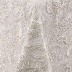 Creation | Color: Snow - La Tavola Fine Linen