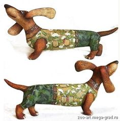 #toy #dog  #Hand-painted  #Souvenirs #wood  #Miniatures #figurines  #ART Такса Охотник. Скульптура. Дерево. Ручная роспись. 24 см. - Сувениры и подарки из дерева. Ручная работа., авторская статуэтка/маска для интерьера. МегаГрад - портал авторской ручной работы