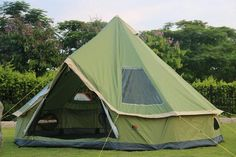 High quality 5-8 person Yurt Style Tent (LIMITED QUANTITY)