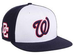6c1b69ec08d Washington Nationals MLB  47 Sure Shot Accent Snapback Cap