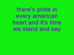 god bless the U.S.A lyrics - YouTube