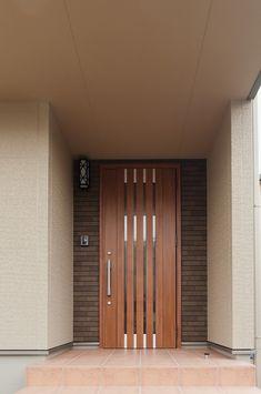 Modern Entrance Door, Main Entrance Door Design, Modern Wooden Doors, Wooden Main Door Design, Room Door Design, Door Design Interior, Modern Door, Entrance Doors, Door Design Images