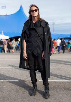 Chris - Hel Looks - Street Style from Helsinki