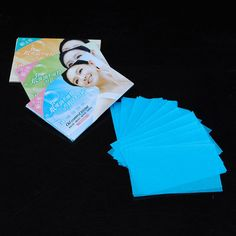 10X Makeup Oil Control Absorption Tissue Face Facial Papers
