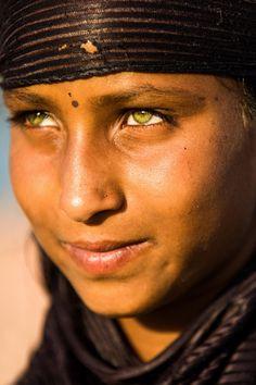 Aarzu, 10 years old, Jaipur, India By Réhahn Photography