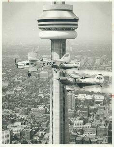 1976 CN Tower, Toronto