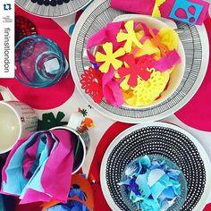 #Repost @fininstlondon ・・・ Perfect post-lunch activity #wonderfinland #worlshops #kidsevent #design #ldf15