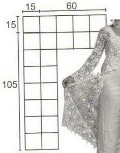 Crochet Sweaters: Cardigan for Women - Luxury Crochet Cardigan for Evening