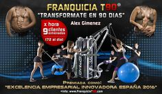 FRANQUICIA T90 - Entrenador personal Valencia - Online Álex Giménez
