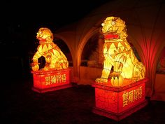 paper lantern art