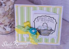 Really Reasonable Ribbon Blog: Really Reasonable Ribbon Challenge #160 - Spring/Easter with Ribbon or Trim Theme