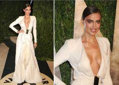 23 самых соблазнительных наряда за всю историю церемонии «Оскар». Oscars 2013, Irina Shayk, Celebs, Formal Dresses, Fashion, Celebrities, Moda, Formal Gowns, La Mode