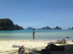 Angthong national marine park, Thailand. Travel is bliss <3