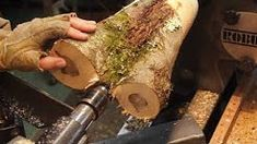 Pierre Lussier - YouTube Wood Vase, Wood Turning, Turned Wood, Ethnic Recipes, Asmr, Lathe, Youtube, Food, Wooden Vase
