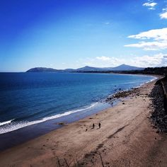 #killiney #dublin #Ireland #sun #sand #sea [Photo: QueenB] 2015