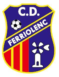 CD Ferriolense of Spain crest. Crests, Club, Badge, Soccer, Football, Logos, Spain, Football Squads, Balearic Islands