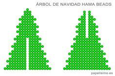 Christmas-tree-hama-beads-Arbol-de-Navidad.jpg (1200×803)