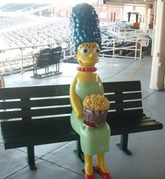 Albuquerque: Baseball, Mountains, Green Chiles, and Bart! The Land of Enchantment Offers One of America's Great Ballparks, check it out!