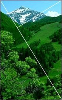 Golden Section and Rule of Thirds (Golden Mean, Golden Ratio, Golden Spiral, Golden Proportion, Golden Triangles). Rules Of Composition, Composition Design, Photo Composition, Photography Lessons, Photography Tutorials, Watercolor Tips, Golden Triangle, Rule Of Thirds, Golden Ratio