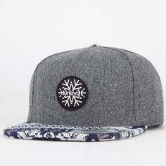 HURLEY Seasons Greetings Mens Snapback Hat