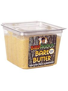 Jim's Birdacious Bark Butter is guaranteed to attack birds to your yard! | Wild Birds Unlimited of Gig Harbor, WA