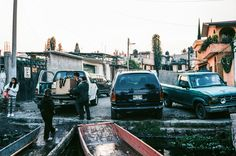 Canal delivery in Xochimilco. Voigtlander Bessa R3A with 40mm f/1.4. 1/60 @ f/4 on Kodak Ektar 100. #visibleinlight