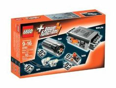 LEGO Technic Power Function Accessory box (8293) by LEGO. $43.19. Use the motor set to power up your LEGO Technic models. Contains 9 pieces. Add even more power to your LEGO Technic creations 8294, 8295, 8297 and 8275 are all sold separately. This supplementary power set comes with motor, battery box, light cable and pole switch. Additional pieces are included to add new functions and feature to your motorized models, requires six AA batteries. From the Manufact...