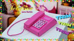 ☎ Telefone para Barbie. Alô! Galera vem Fazer Também