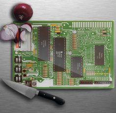 Tabla de cortar, Placa base de ZX81