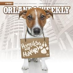 Full Tummy Project feeds homeless people's pets - News & Features - Orlando Weekly