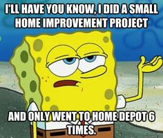 54 Best Home Improvement Humor images | Funny, Home ... Home Remodeling Funny True on