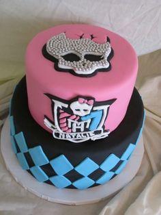 Monster High Cake By CakeMommyJeni on CakeCentral.com