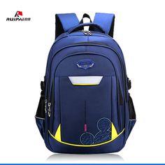 Click Image to Buy  School Bags boys Girls Children Backpacks Primary school  Backpack Orthopedic aa7fbc320ccfe