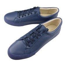 Sneaker navy $95