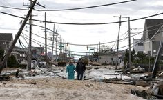 Hurricane Sandy: The Aftermath - The Atlantic