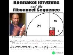 A South Indian musician, B. Manjunath, takes on a seemingly magical sequence of numbers for a dazzling, gasp-worthy performance. (Also: Math. Edm Music, Music Ed, Good Music, Amazing Music, Mtv Video Music Award, Music Videos, Music Theory Lessons, Fibonacci Spiral, Television Program