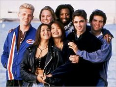 The Real World: San Francisco '93 (Pedro, Puck, Rachel, Cory, Judd, Mohammed, Pam and Jo) the first RW I watched.. wow so long ago