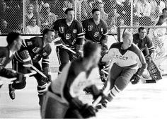 USA Winter Olympians, Another underdog American hockey team comes through on the biggest stage, beating Canada, the Russians and finally Czechoslovakia to win the gold medal, 1960 Squaw Valley, California