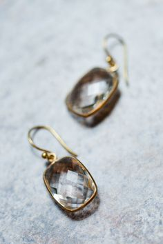#earrings  Photography: Heather Waraksa - heatherwaraksa.com  Read More: http://www.stylemepretty.com/2011/10/13/karen-wises-montreal-nyc-wedding-by-heather-waraksa/