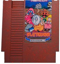 530b21ed363596e6645f800ff5ee6c6f nintendo splatterhouse wanpaku graffiti splatterhouse pinterest  at fashall.co
