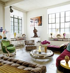::Surroundings::: A not to be missed book: Living in Style London