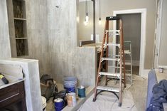 As these renovations can be quite costly and time-consuming, homeowners should focus on a few key areas of their home when starting the renovation. Asbestos Tile, Repainting Cabinets, Bathroom Renovation Cost, Modern Window Treatments, Floating Floor, Floor Layout, Living Room Remodel, Dream Bathrooms, Vinyl Flooring