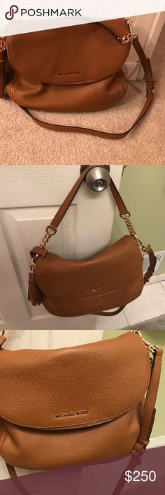 Michael Kors shoulder/crossbody purse Brand new with tags Michael Kors purse.  Can be used as shoulder bag or crossbody. Michael Kors Bags Crossbody Bags